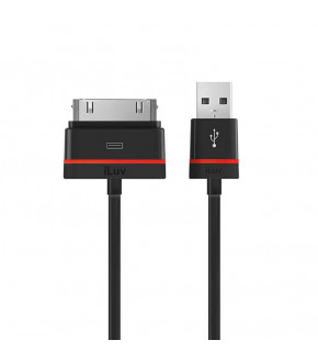CABLE ILUV IPHONE 4 1M