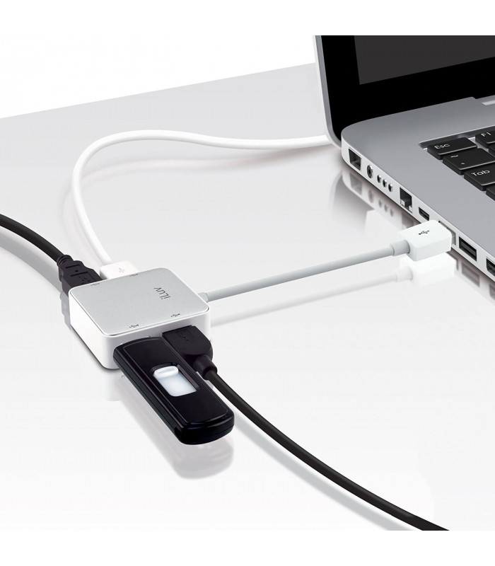 CABLE ILUV TRNS.USB