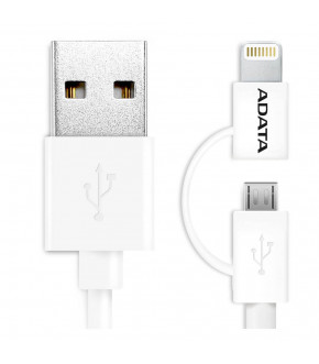 CABLE ADATA LIGHTNING Y...