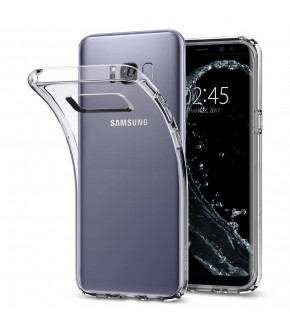 FUNDA SPIGEN LIQUID CRYSTAL GALAXY S8