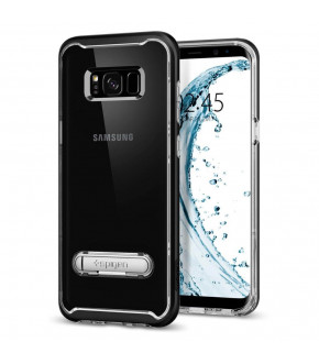 FUNDA SPIGEN CRYSTAL HYBRID GALAXY S8 PLUS