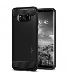 FUNDA SPIGEN RUGGED ARMOR GALAXY S8