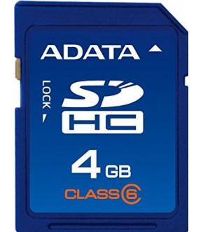 MEMORIA ADATA SD 4GB