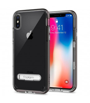 FUNDA SPIGEN CRYSTAL HYBRID IPHONE X