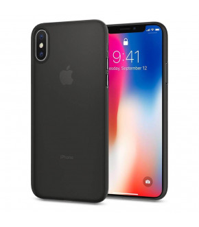 FUNDA SPIGEN AIRSKIN IPHONE X
