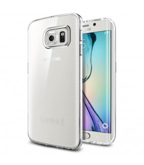 FUNDA SPIGEN LIQUID CRYSTAL GALAXY S6 EDGE