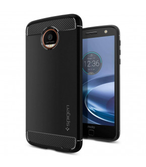 FUNDA SPIGEN RUGGED ARMOR MOTO Z FORCE DROID