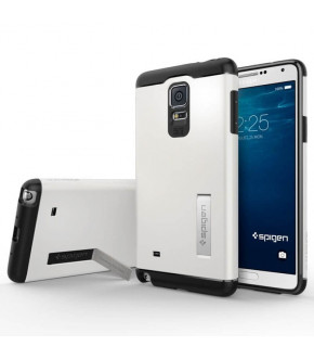 FUNDA SPIGEN SLIM ARMOR GALAXY NOTE 4