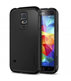 FUNDA SPIGEN TOUGH ARMOR GALAXY S5
