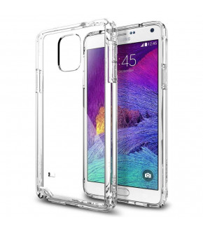 FUNDA SPIGEN ULTRA HYBRID GALAXY NOTE 4