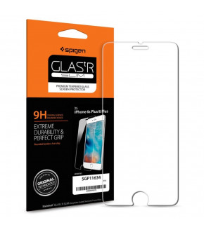 LAMINA SPIGEN GLAS.TR SLIM IPHONE 6S PLUS/6 PLUS