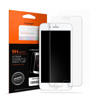LAMINA SPIGEN GLASS.TR SLIM HD IPHONE 8 PLUS/7 PLUS