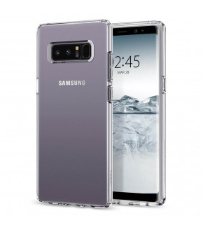 FUNDA SPIGEN LIQUID CRYSTAL GALAXY NOTE 8