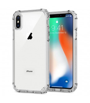 FUNDA SPIGEN CRYSTAL SHELL IPHONE X