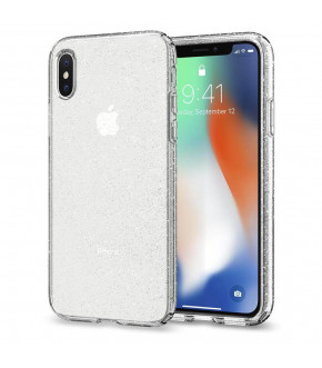 FUNDA SPIGEN LIQUID CRYSTAL GLITTER IPHONE X