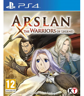 ARSLAN - THE WARRIORS OF LEYEND