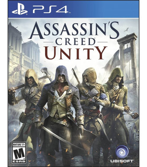 ASSASSINS CREED UNITY - LIMITED EDITION