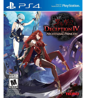 DECEPTION IV - THE NIGHTMARE PRINCESS