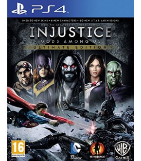 INJUSTICE GODS AMONGUS - ULTIMATE EDITION