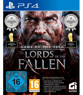 LORDS OF THE FALLEN -...