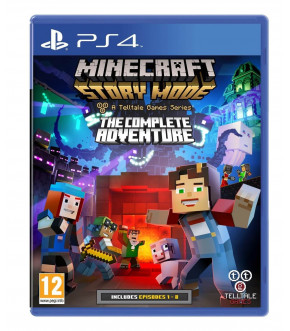 MINECRAFT STORY MODE - THE...