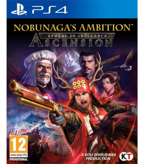 NOBUNAGAS AMBITION - SPHERE OF INFLUENCE
