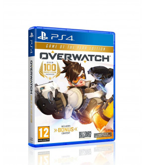 OVERWATCH GAME OF THE YEAR...