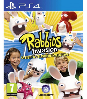 RABBIDS INVASION - THE INTERACTIVE TV SHOW