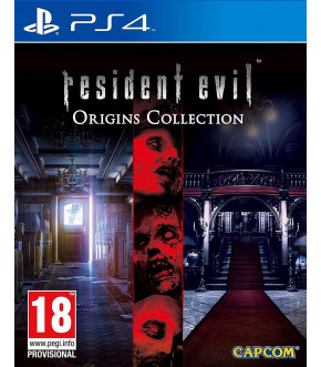 RESIDENT EVIL - ORIGINS COLLECTION