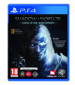 SHADOW OF MORDOR - GAME OF THE YEAR EDITION