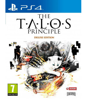 THE TALOS PRINCIPLE -...