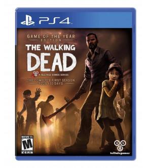 THE WALKING DEAD FIRST SEASON
