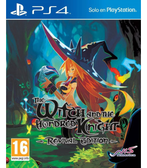THE WITCH AND THE HUNDRED KNIGHT - REVIVAL EDITION