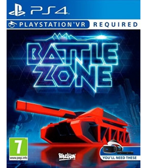 BATTLE ZONE - VR