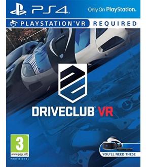 DRIVE CLUB - VR
