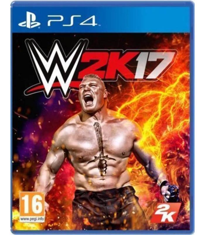 WWE W2K17