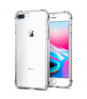 FUNDA SPIGEN CRYSTAL SHELL IPHONE 8 PLUS/7 PLUS