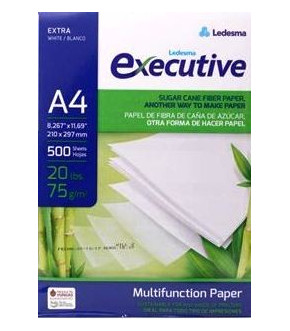 RESMA DE PAPEL EXECUTIVE