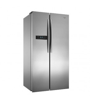 HELADERA WHIRLPOOL SIDE BY SIDE INOX 527 L