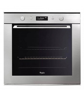 HORNO ELECTRICO WHIRLPOOL EMPOTRABLE INOX MULTIFUNCION 67 L