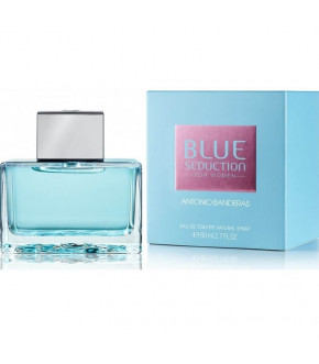PERFUME ANTONIO BANDERAS BLUE SEDUCTION EDT FEMENINO