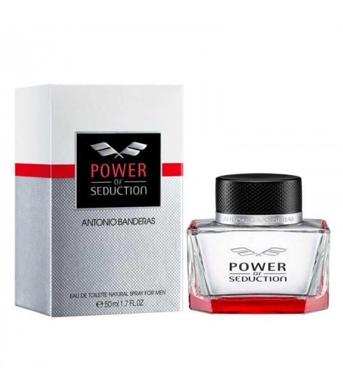 PERFUME ANTONIO BANDERAS POWER SEDUCTION EDT MASCULINO
