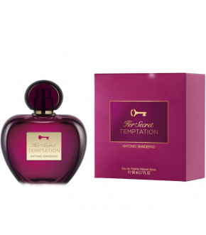 PERFUME ANTONIO BANDERAS HER SECRET TEMPTATION EDT FEMENINO