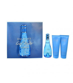 KIT DAVIDOFF COOL WATER FEMENINO