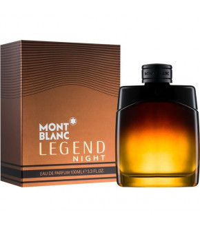 PERFUME MONTBLANC LEGEND NIGHT EDP MASCULINO