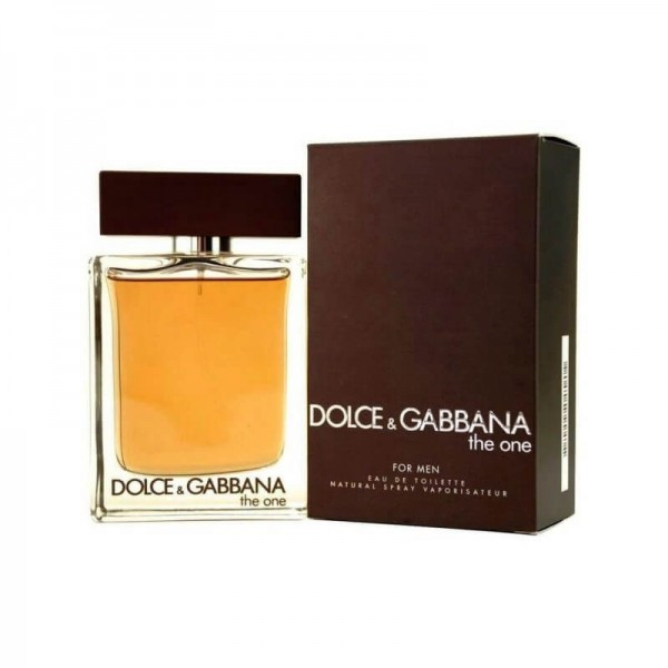 PERFUME DOLCE & GABBANA THE ONE FOR MEN EDT MASCULINO