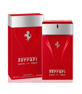 PERFUME FERRARI MAN IN RED EDT MASCULINO