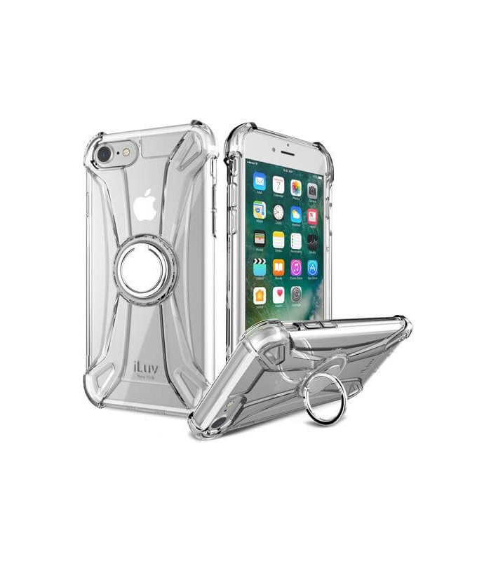 FUNDA ILUV IPHONE 8/7 CRYSTAL RING