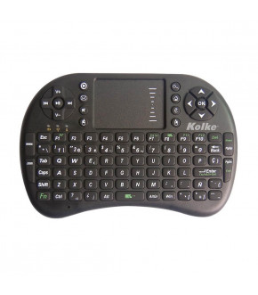 MINI TECLADO KOLKE INALAMBRICO SMART TV