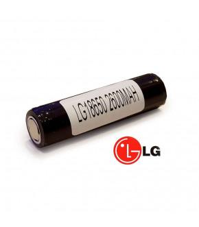 BATERIAS LG 18650 DE 3.000 MAH 3.7 V